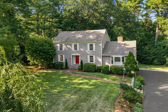 7 Deepwoods Drive, Natick, MA 01760 (MLS #72712098) :: Anytime Realty