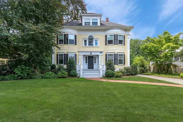 111 Court Street, Dedham, MA 02026 (MLS #72713259) :: EXIT Cape Realty