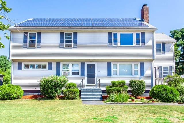 26 Mill Rd, Chelmsford, MA 01824 (MLS #72713367) :: Parrott Realty Group