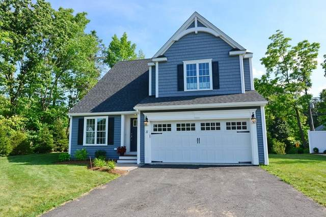 11 Cain Circle #11, Southborough, MA 01772 (MLS #72714941) :: Team Roso-RE/MAX Vantage