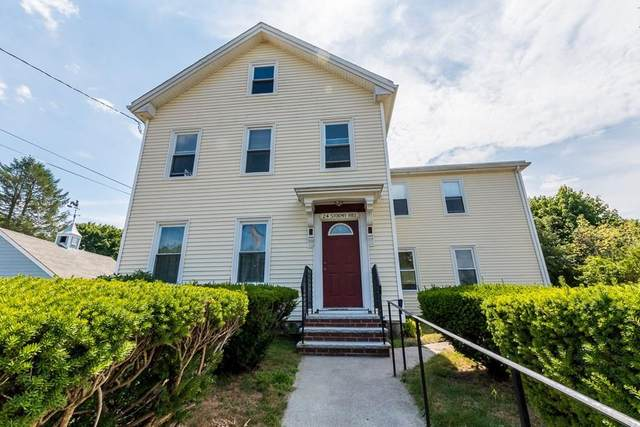24 Stormy Hill, Dedham, MA 02026 (MLS #72715201) :: Exit Realty