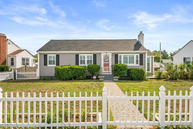 949 Quincy Shore Dr, Quincy, MA 02170 (MLS #72715343) :: Parrott Realty Group