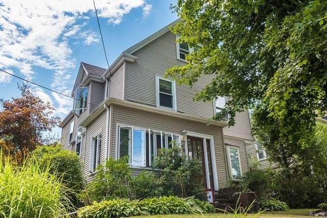 40 Fairview Street, Dedham, MA 02026 (MLS #72716004) :: Parrott Realty Group
