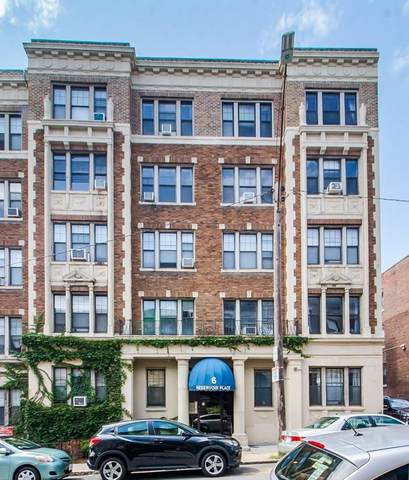 6 Sutherland Rd #45, Boston, MA 02135 (MLS #72716046) :: Westcott Properties