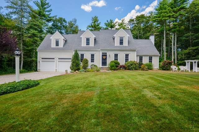 47 Cross Neck Road, Marion, MA 02738 (MLS #72716125) :: Parrott Realty Group