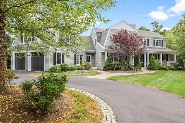 5 Stones Throw, Plymouth, MA 02360 (MLS #72716207) :: Parrott Realty Group