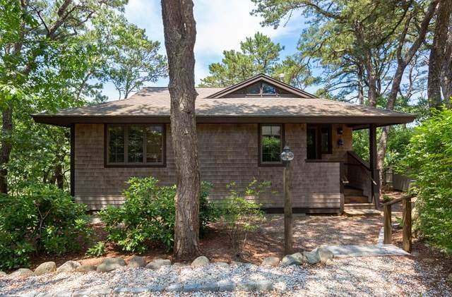 57 Wigwam St, Wellfleet, MA 02667 (MLS #72716536) :: The Duffy Home Selling Team