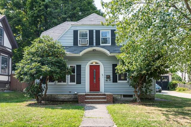 55 Harris Ave, Lowell, MA 01851 (MLS #72716683) :: EXIT Cape Realty