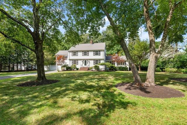 1 Chatham Circle, Wellesley, MA 02481 (MLS #72716877) :: Parrott Realty Group