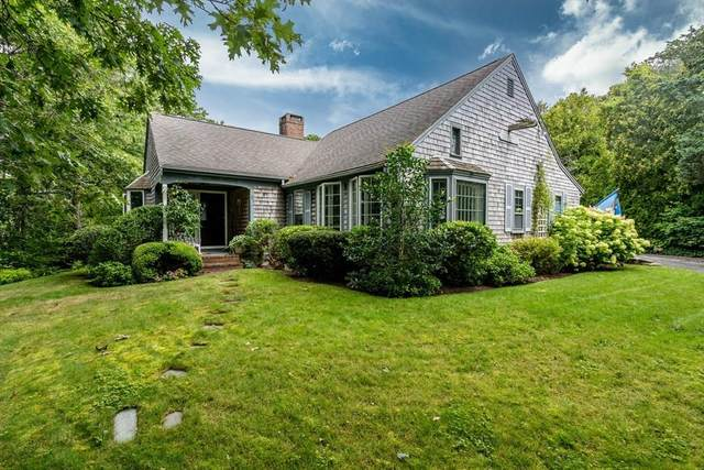 16 Walther Rd, Harwich, MA 02646 (MLS #72716911) :: Exit Realty