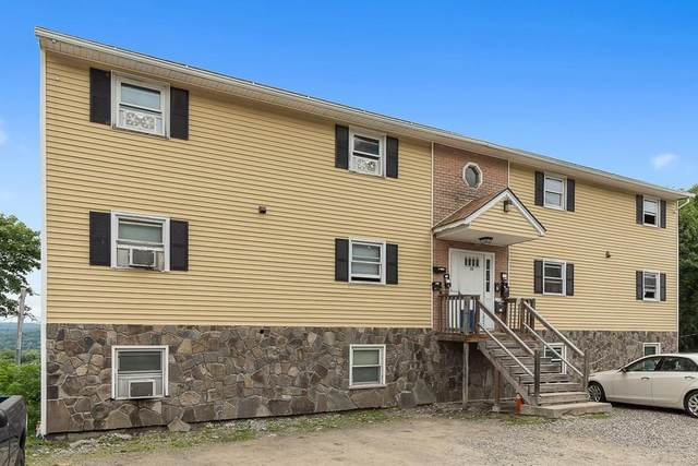 33 Everard Street #4, Worcester, MA 01605 (MLS #72716918) :: Re/Max Patriot Realty