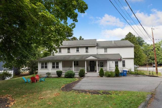 1 Morgan Ave, Wakefield, MA 01880 (MLS #72717041) :: Anytime Realty