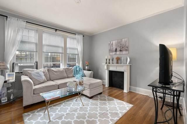 15 Colliston Rd #5, Boston, MA 02135 (MLS #72717552) :: Westcott Properties