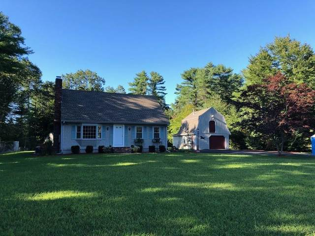8 Wordell St, Freetown, MA 02717 (MLS #72717740) :: Anytime Realty