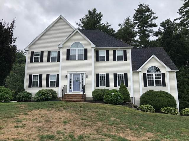 20 Draper Woods Rd, Sturbridge, MA 01518 (MLS #72717822) :: Team Tringali