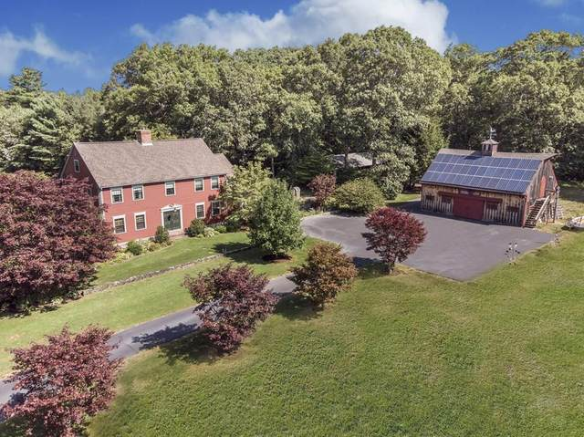 21 Summer Street, Rehoboth, MA 02769 (MLS #72717944) :: Trust Realty One