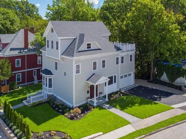6 Kennard Rd, Brookline, MA 02445 (MLS #72718152) :: EXIT Cape Realty