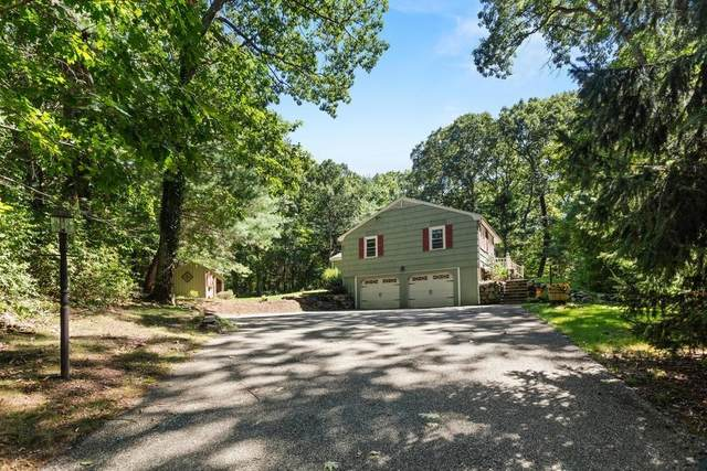 12 Stage Coach Rd, Boxford, MA 01921 (MLS #72718241) :: Parrott Realty Group