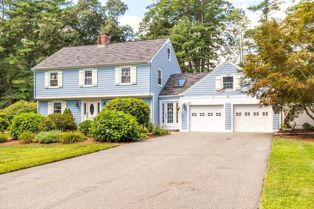 53 Pinehurst, Boxford, MA 01921 (MLS #72718808) :: Parrott Realty Group