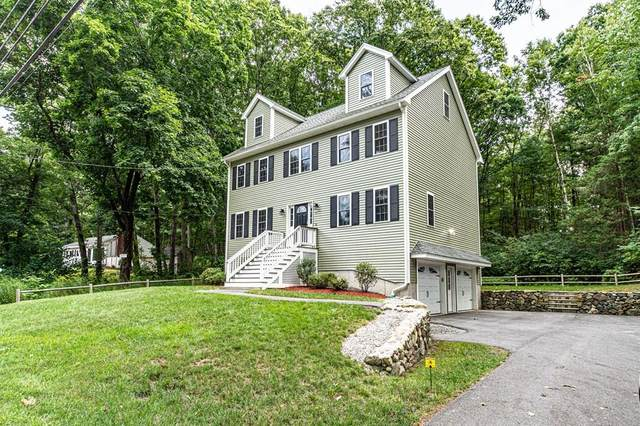 63 Salem Rd, Billerica, MA 01821 (MLS #72719005) :: Team Tringali