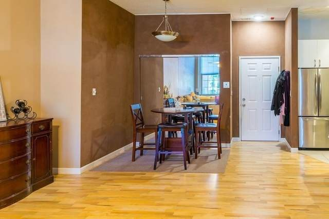 48 Forest St #101, Medford, MA 02155 (MLS #72719401) :: Parrott Realty Group