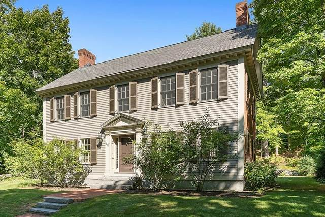 148 Monument Street, Concord, MA 01742 (MLS #72719557) :: Walker Residential Team