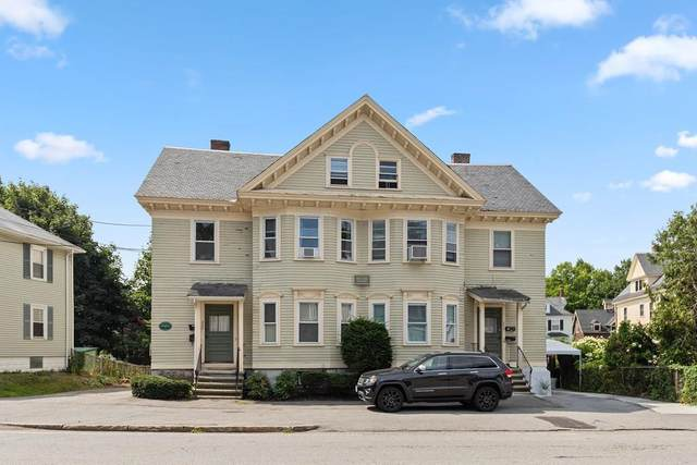 257 Rogers St #1, Lowell, MA 01852 (MLS #72719823) :: The Duffy Home Selling Team
