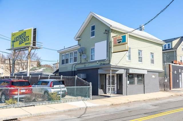 81-83 Marion St, Lynn, MA 01905 (MLS #72719871) :: Kinlin Grover Real Estate