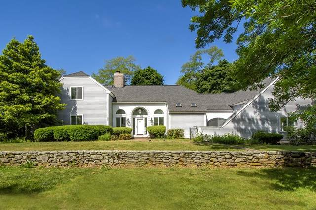 66 Jerusalem Rd, Cohasset, MA 02025 (MLS #72719906) :: Spectrum Real Estate Consultants