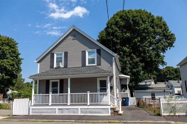 4 Shillaber Street, Salem, MA 01970 (MLS #72719927) :: The Duffy Home Selling Team