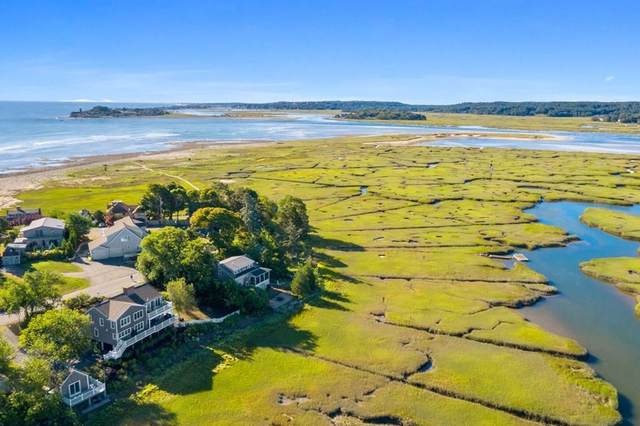 64 Moorland Rd, Scituate, MA 02066 (MLS #72719930) :: Parrott Realty Group