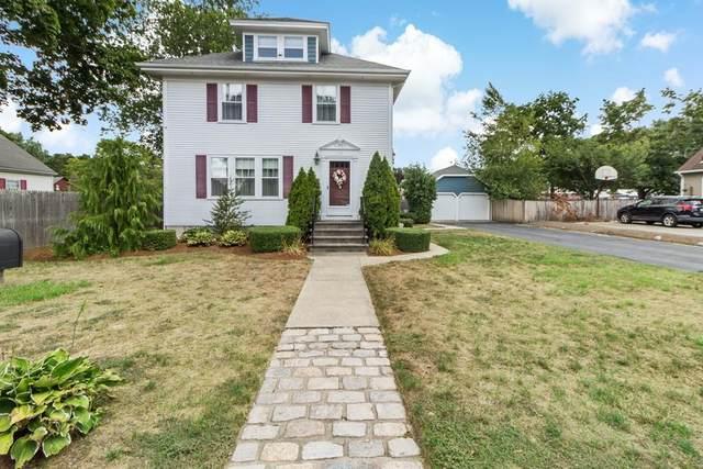 10 Rye St., Seekonk, MA 02771 (MLS #72719945) :: Westcott Properties