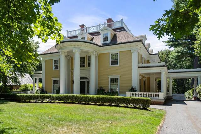 300 Kent St #5, Brookline, MA 02446 (MLS #72720009) :: Zack Harwood Real Estate | Berkshire Hathaway HomeServices Warren Residential