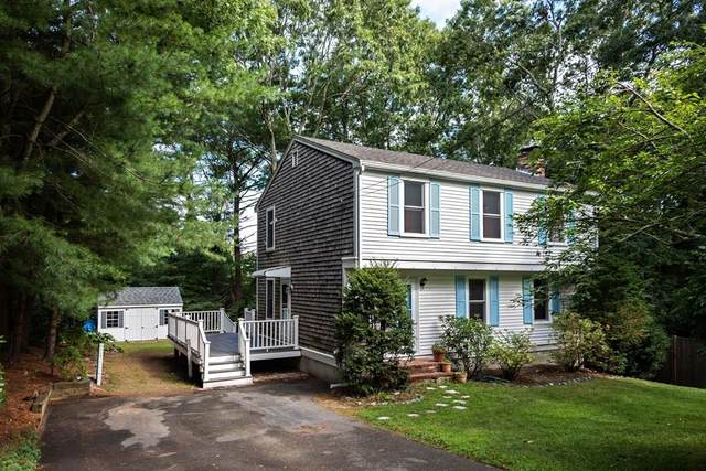11 Lantern Lane, Plymouth, MA 02360 (MLS #72720061) :: Parrott Realty Group