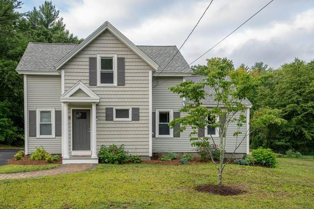 238 Dunstable, Chelmsford, MA 01863 (MLS #72720120) :: Anytime Realty