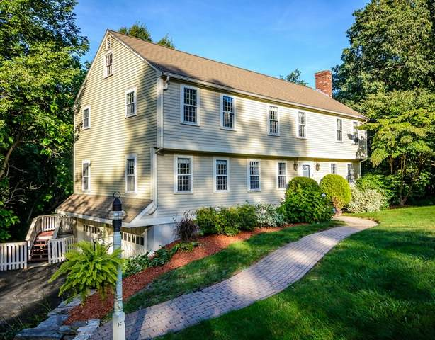 5 Olde Coach Rd, Westborough, MA 01581 (MLS #72720125) :: RE/MAX Unlimited