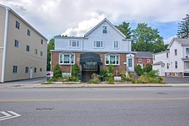 421-423 High Street, Medford, MA 02155 (MLS #72720529) :: Walker Residential Team