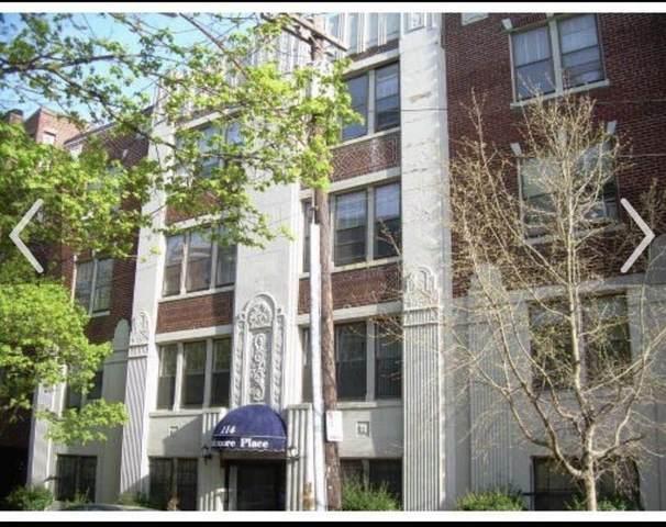 114 Strathmore Rd #104, Boston, MA 02135 (MLS #72720590) :: Westcott Properties
