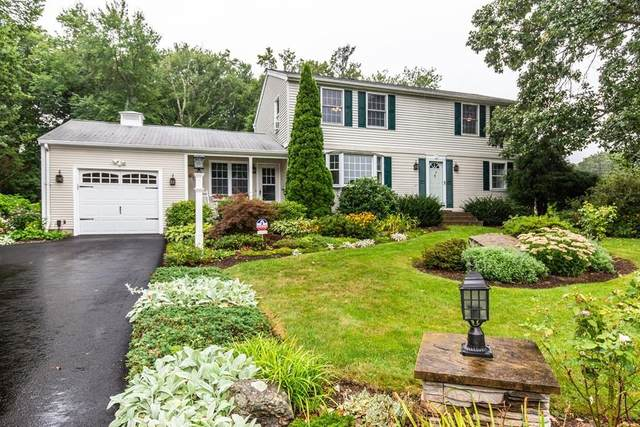 240 Cherry Hill Dr, Seekonk, MA 02771 (MLS #72720838) :: Ponte Realty Group