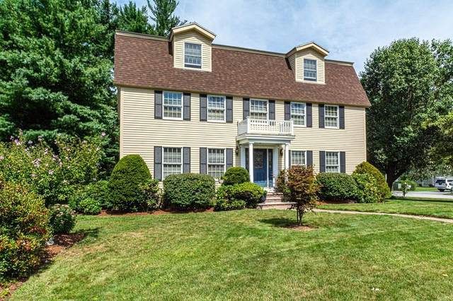 38 Grey Coach Lane, Reading, MA 01867 (MLS #72720896) :: Exit Realty