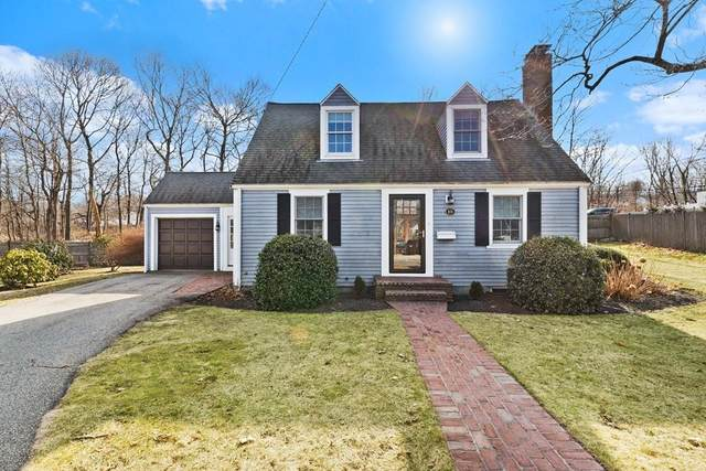 15 Bayberry Rd, Hingham, MA 02043 (MLS #72721135) :: Exit Realty