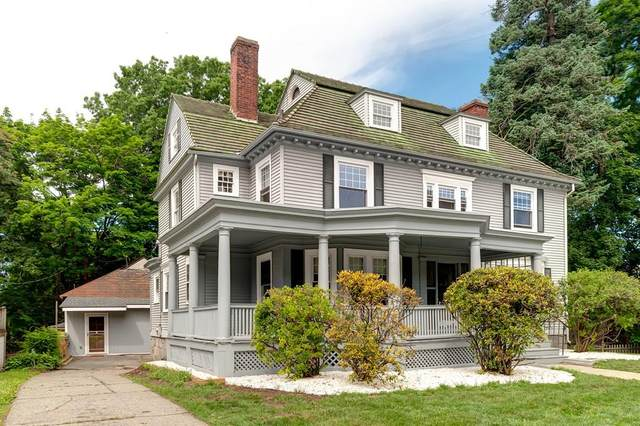 690 Pleasant Street, Worcester, MA 01602 (MLS #72721243) :: Parrott Realty Group