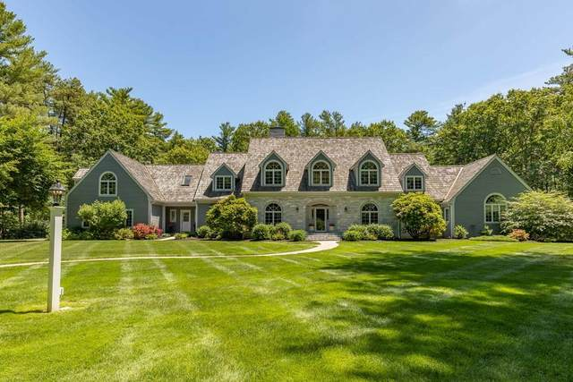 8 Stanton Circle, Boxford, MA 01921 (MLS #72721311) :: Parrott Realty Group