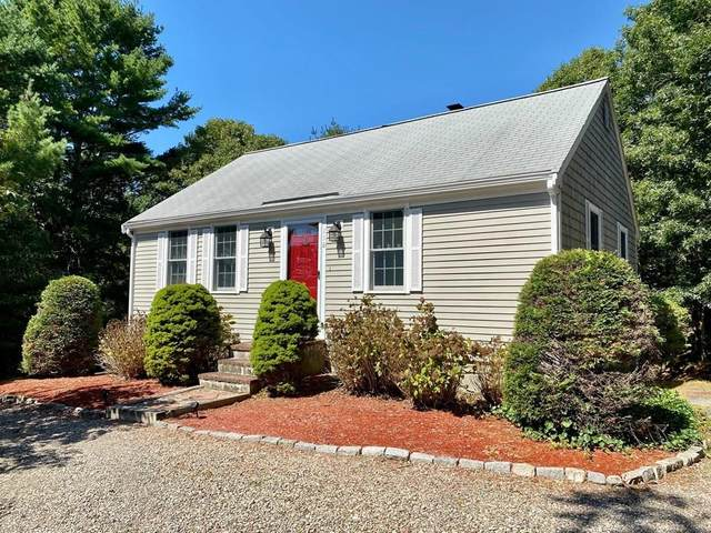 116 Trout Brook Rd, Barnstable, MA 02635 (MLS #72721353) :: Parrott Realty Group