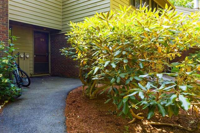 535 Old Stone Brook #93, Acton, MA 01718 (MLS #72721487) :: Exit Realty