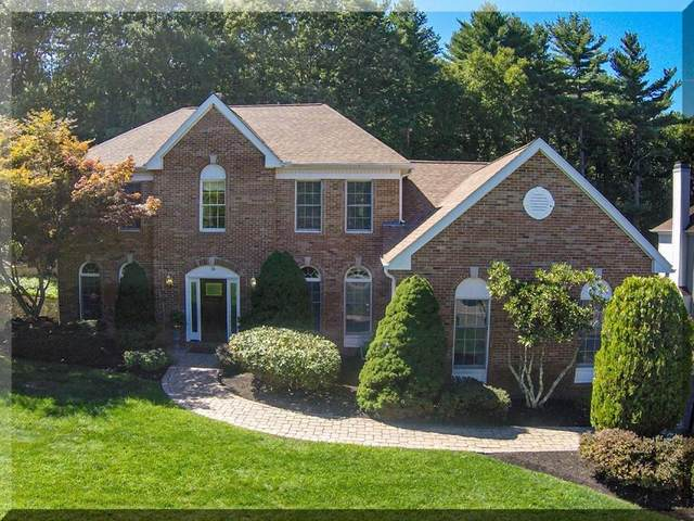 34 Wild Rose Drive, North Andover, MA 01845 (MLS #72721527) :: Anytime Realty