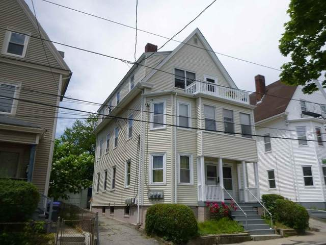 16 Violet St, Providence, RI 02908 (MLS #72721750) :: The Duffy Home Selling Team