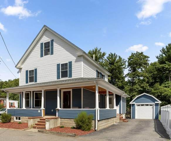 4 Myrtle, Billerica, MA 01862 (MLS #72721829) :: Anytime Realty