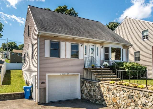 8 Wight Street, Waltham, MA 02452 (MLS #72721861) :: Anytime Realty