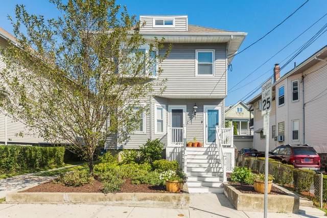14 Alexander Ave #14, Medford, MA 02155 (MLS #72721868) :: Parrott Realty Group